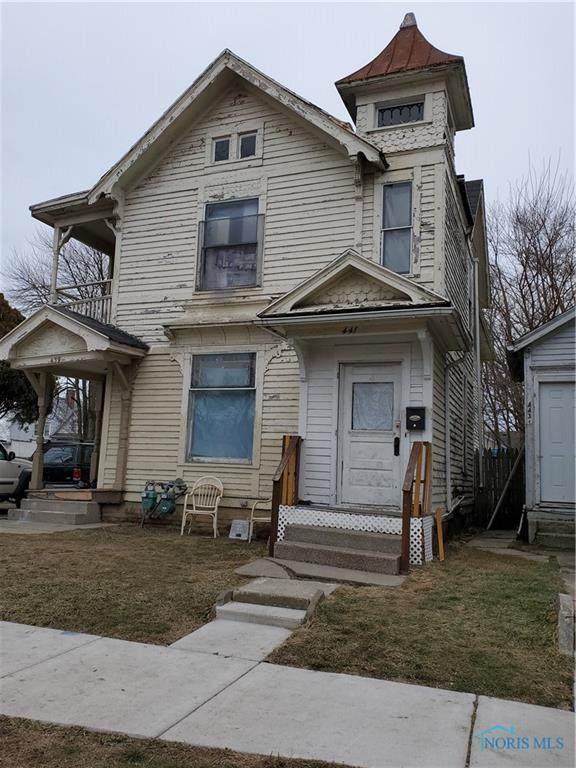 439 Saint Louis, Toledo, OH 43605 (MLS #6066362) :: Key Realty