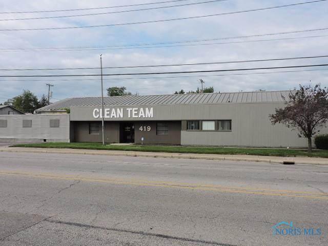419 N Westwood, Toledo, OH 43607 (MLS #6066992) :: CCR, Realtors