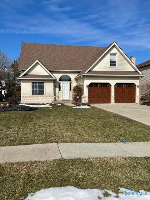 7206 Winding Brook, Perrysburg, OH 43551 (MLS #6066993) :: RE/MAX Masters