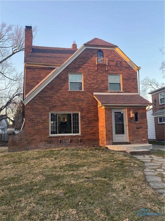 1756 Wellesley, Toledo, OH 43606 (MLS #6067370) :: Key Realty