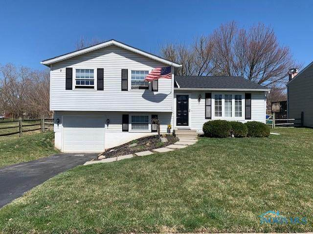 5718 Hunting Creek, Toledo, OH 43615 (MLS #6068286) :: RE/MAX Masters