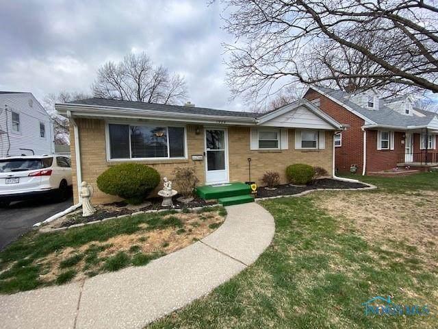 1934 Belvoir, Toledo, OH 43613 (MLS #6068493) :: Key Realty