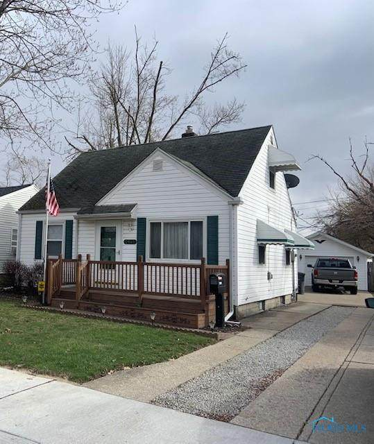 2541 South, Toledo, OH 43609 (MLS #6068640) :: RE/MAX Masters