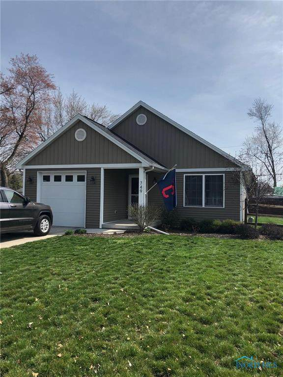 749 Harefoote, Holland, OH 43528 (MLS #6068672) :: RE/MAX Masters