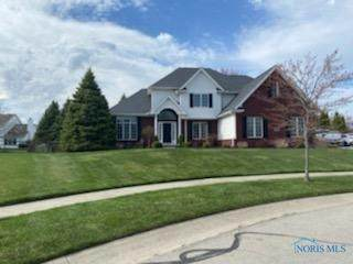3016 Indian Wells, Maumee, OH 43537 (MLS #6069013) :: Key Realty
