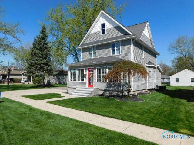 222 W Willow, Wauseon, OH 43567 (MLS #6069056) :: Key Realty
