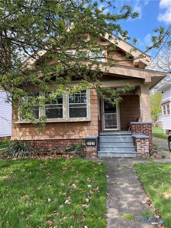 3737 Lockwood, Toledo, OH 43612 (MLS #6069265) :: Key Realty