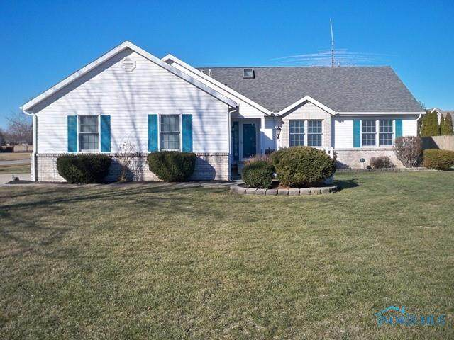 801 Greenview, Delta, OH 43515 (MLS #6069315) :: Key Realty