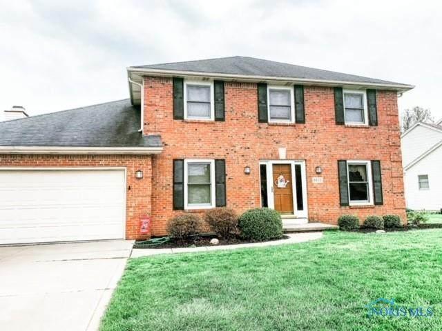 8053 Deepwood Drive, Sylvania, OH 43560 (MLS #6069930) :: CCR, Realtors
