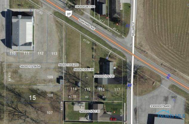 1721 Blanchard Avenue, Findlay, OH 45840 (MLS #6070190) :: Key Realty