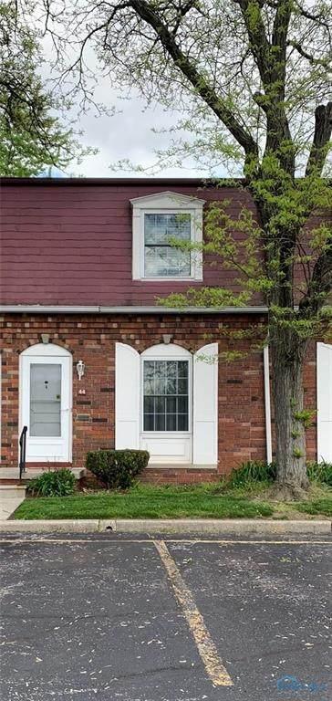 3217 Glanzman Road #44, Toledo, OH 43614 (MLS #6070200) :: CCR, Realtors