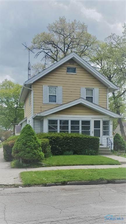 1801 Wychwood, Toledo, OH 43613 (MLS #6070239) :: CCR, Realtors