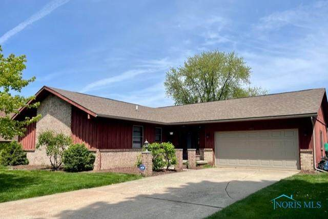 6708 Janel Lane, Maumee, OH 43537 (MLS #6070846) :: Key Realty