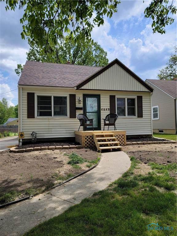 4649 Stengel Avenue, Toledo, OH 43614 (MLS #6070986) :: Key Realty