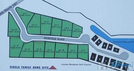 1458 Muirfield Place, Fostoria, OH 44830 (MLS #6071416) :: CCR, Realtors
