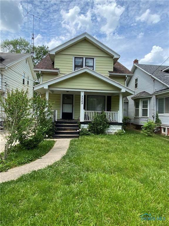 3549 Hazelhurst Avenue, Toledo, OH 43612 (MLS #6071583) :: CCR, Realtors