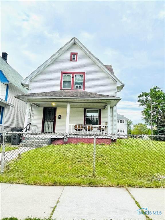 939 Norwood Avenue, Toledo, OH 43607 (MLS #6071691) :: CCR, Realtors