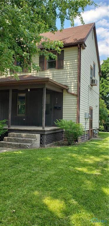424 Oakwood Avenue, Bryan, OH 43506 (MLS #6071782) :: Key Realty