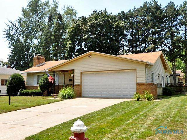 5153 Oakridge Drive, Toledo, OH 43623 (MLS #6071934) :: CCR, Realtors