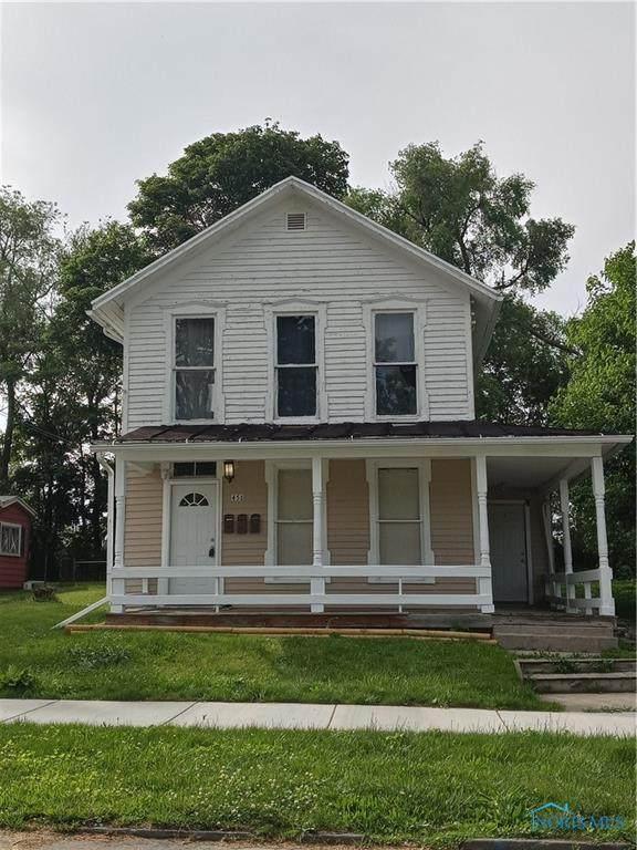 451 5th Street, Toledo, OH 43605 (MLS #6071952) :: CCR, Realtors