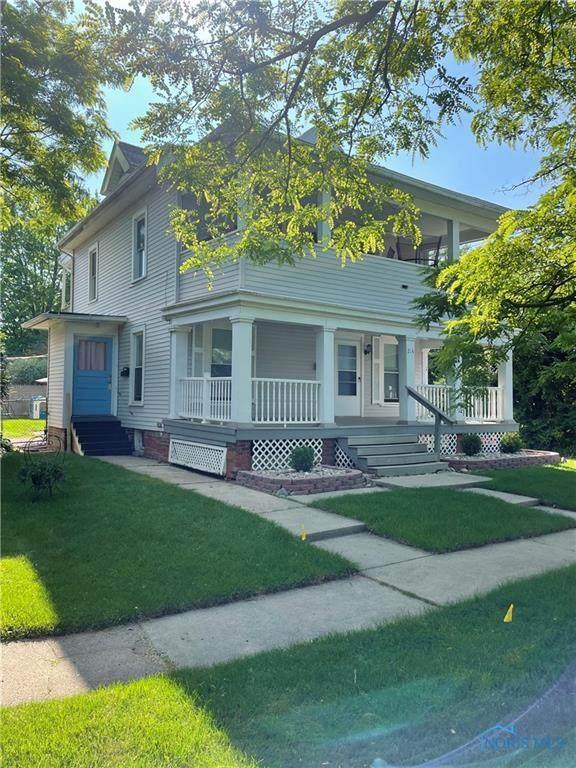 214 Gibbs Street, Maumee, OH 43537 (MLS #6072140) :: Key Realty