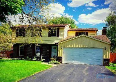 3907 Kimberton Drive, Toledo, OH 43614 (MLS #6072201) :: CCR, Realtors