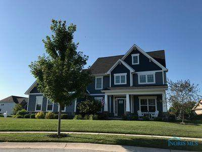 9211 Stable Creek Court, Sylvania, OH 43560 (MLS #6072310) :: Key Realty
