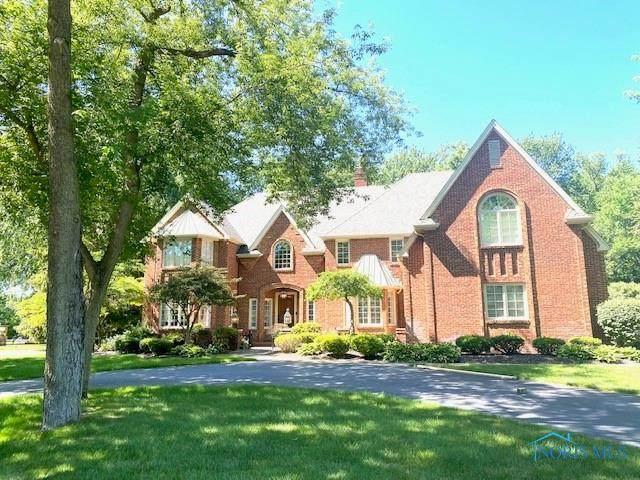 7554 Pear Tree Lane, Sylvania, OH 43560 (MLS #6072364) :: Key Realty