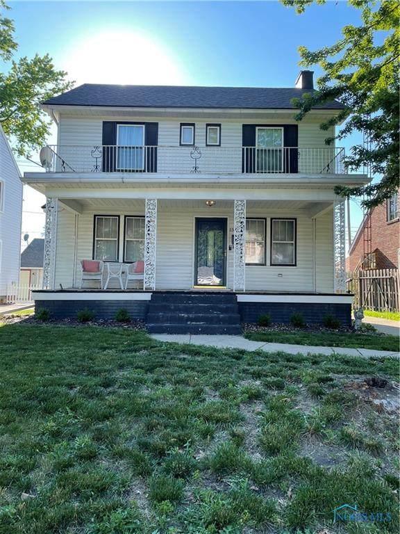 1548 Lombard Avenue, Toledo, OH 43614 (MLS #6072366) :: CCR, Realtors