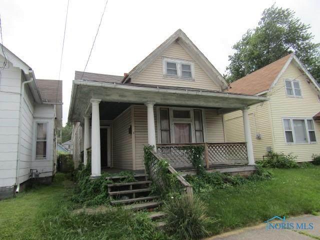 807 Ash Street, Toledo, OH 43611 (MLS #6072572) :: RE/MAX Masters