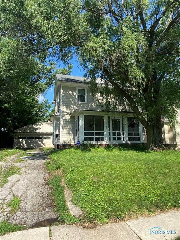 2047 Wyndhurst Road, Toledo, OH 43607 (MLS #6072945) :: CCR, Realtors