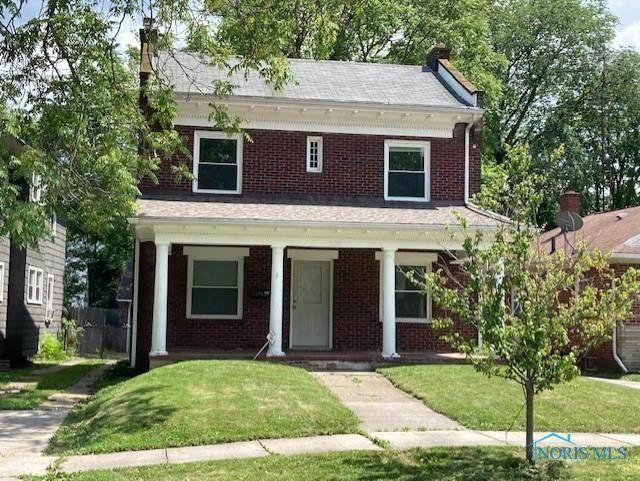 2621 Greenway Street, Toledo, OH 43607 (MLS #6073328) :: CCR, Realtors