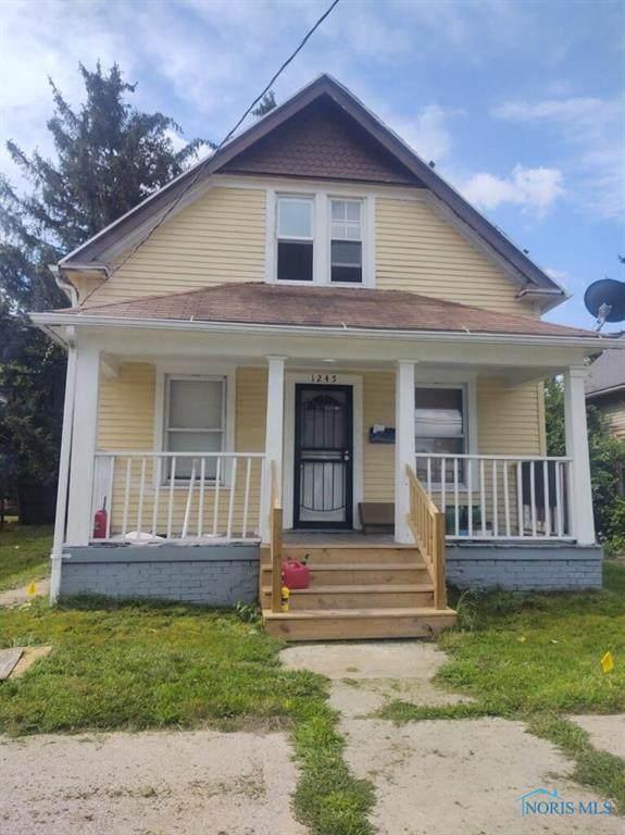 1245 Hamilton Street, Toledo, OH 43607 (MLS #6073943) :: Key Realty