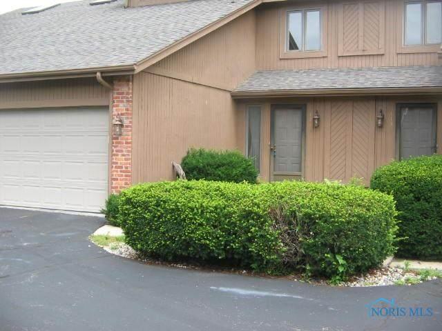 1132 Bernath Parkway #1132, Toledo, OH 43615 (MLS #6074021) :: Krch Realty