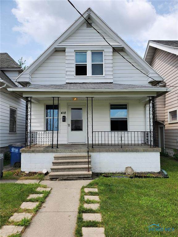 418 Morrison Drive, Northwood, OH 43605 (MLS #6074242) :: CCR, Realtors
