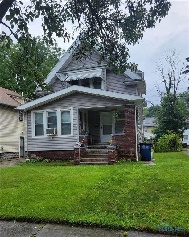 1922 Joffre Avenue, Toledo, OH 43607 (MLS #6074310) :: CCR, Realtors