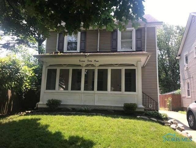 1543 Crestwood Road, Toledo, OH 43612 (MLS #6074499) :: CCR, Realtors
