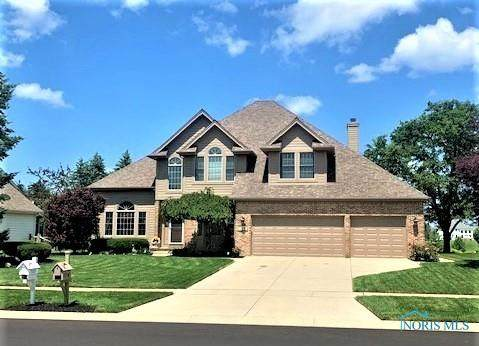 7516 Timbers Boulevard, Waterville, OH 43566 (MLS #6074565) :: CCR, Realtors