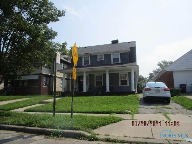 2040 Joffre Avenue, Toledo, OH 43607 (MLS #6074771) :: Krch Realty