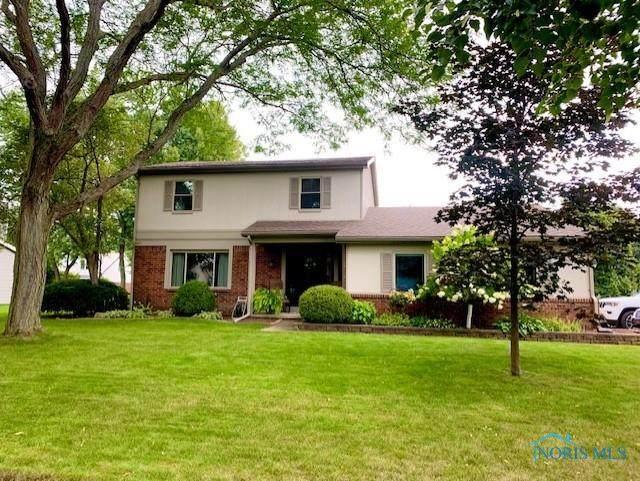 7835 Shaftesbury Drive, Sylvania, OH 43560 (MLS #6074874) :: Key Realty