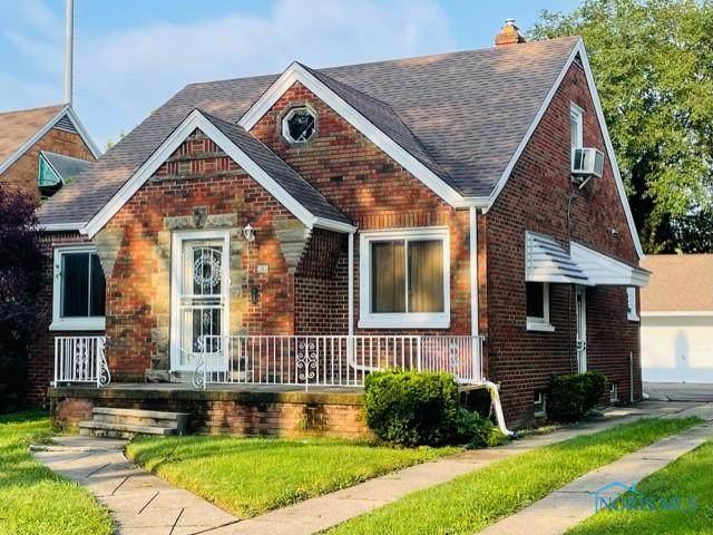 3354 Otto Street, Toledo, OH 43608 (MLS #6075458) :: Key Realty