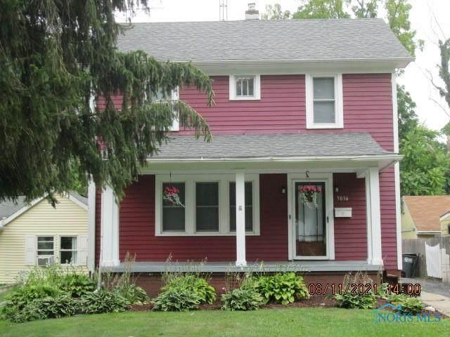 5036 Egger Road, Toledo, OH 43615 (MLS #6075480) :: Key Realty