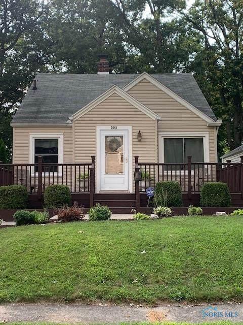 2645 Northwood Avenue, Toledo, OH 43606 (MLS #6075818) :: Key Realty