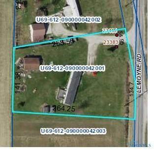 23383 Lemoyne Road, Lemoyne, OH 43441 (MLS #6075997) :: RE/MAX Masters