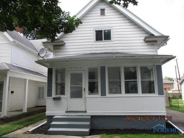624 Parker Avenue, Toledo, OH 43605 (MLS #6076166) :: Key Realty