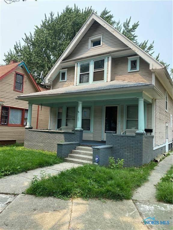 1127 Noble Street, Toledo, OH 43608 (MLS #6076300) :: RE/MAX Masters