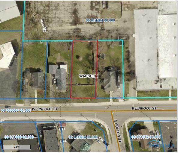 0 W Linfoot Street, Wauseon, OH 43567 (MLS #6076337) :: Key Realty