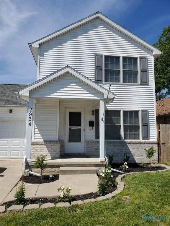 2934 S Byrne Road, Toledo, OH 43614 (MLS #6076676) :: Key Realty