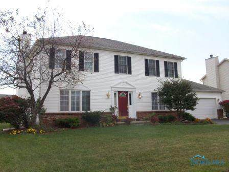 7721 Ginger Gold Drive, Holland, OH 43528 (MLS #6076714) :: iLink Real Estate