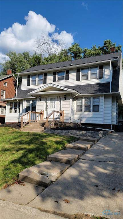1718 Potomac Drive, Toledo, OH 43607 (MLS #6076787) :: Key Realty